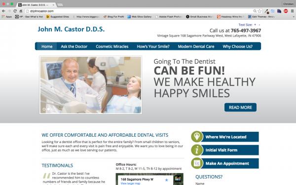 Dr John Castor
